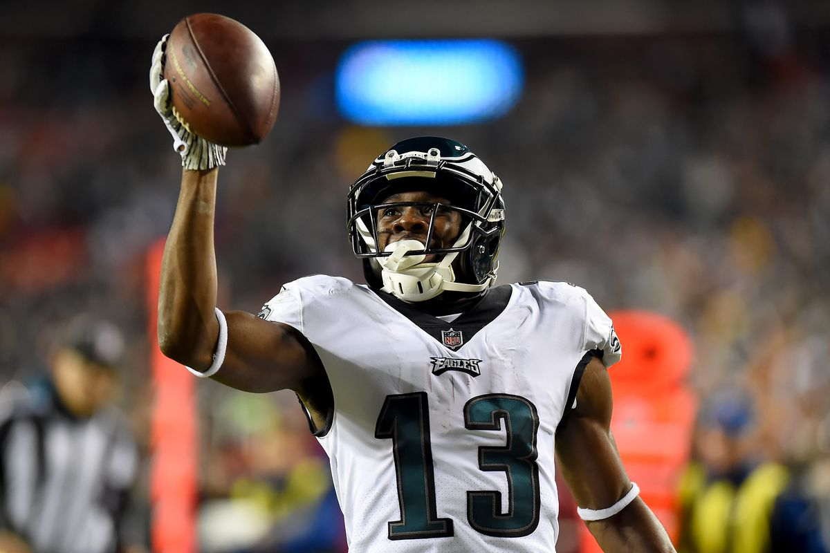 Nelson Agholor Is Working Out With Randy Moss Ahead Of The