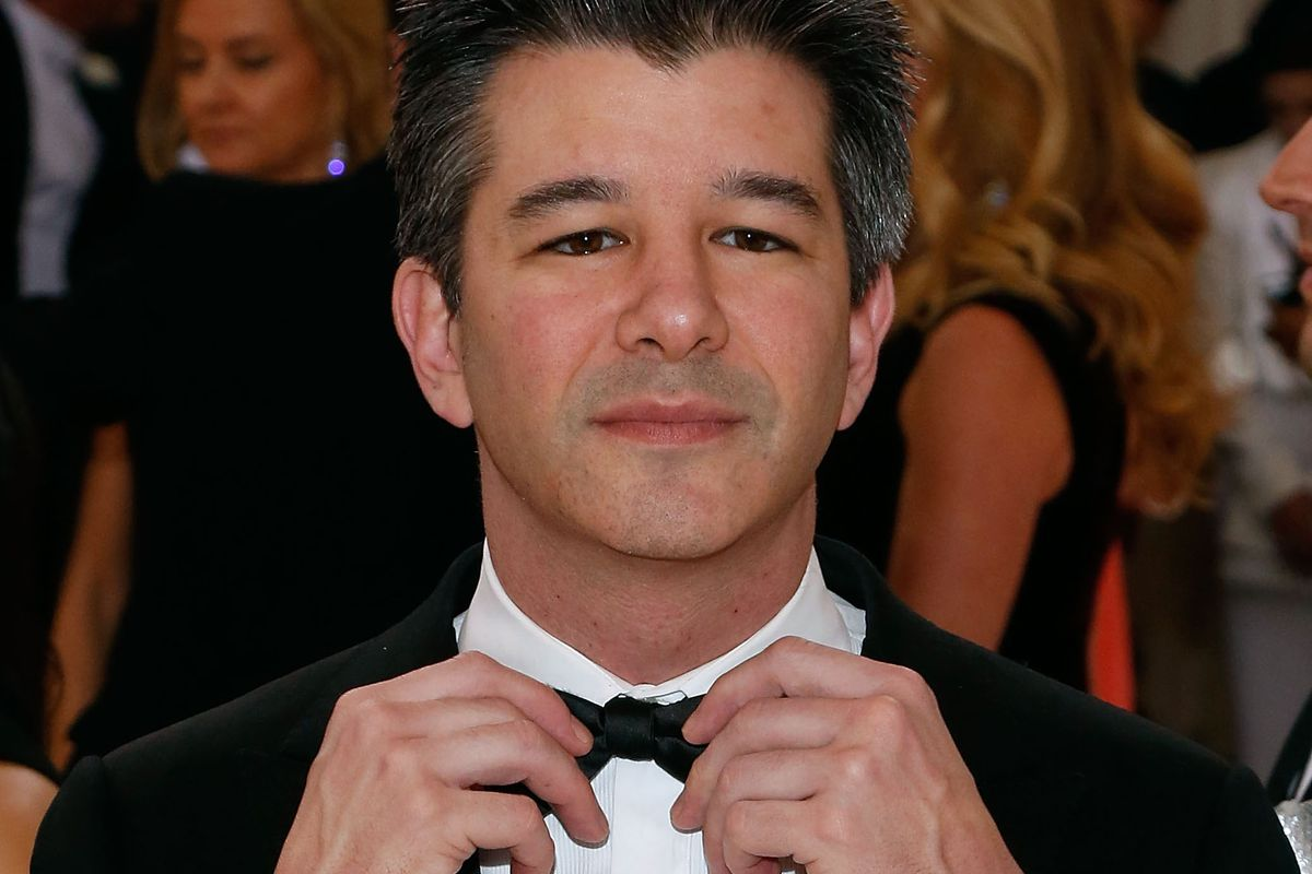 Can Uber spiff up ousted CEO Travis Kalanick to make him acceptable to a new leader?        Taylor Hill  Film Magic  Getty Images