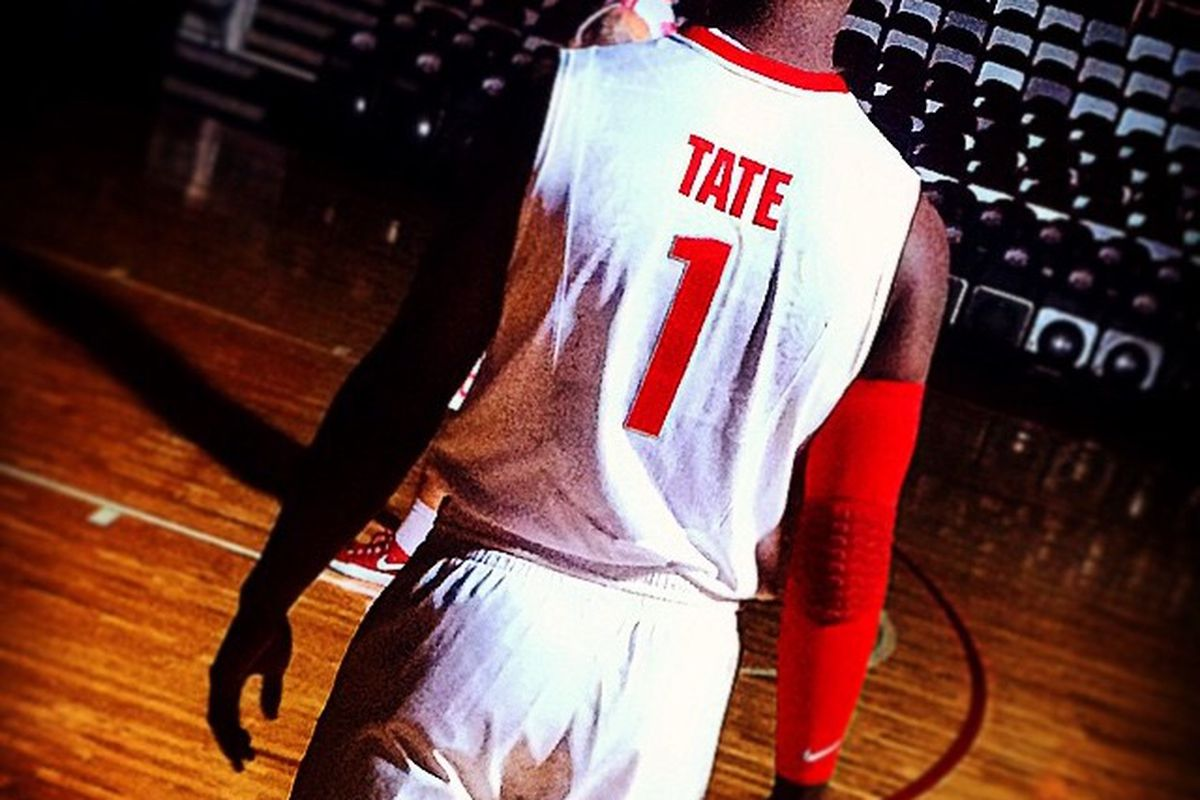 Jae'Sean Tate looks to be an intriguing piece off the bench