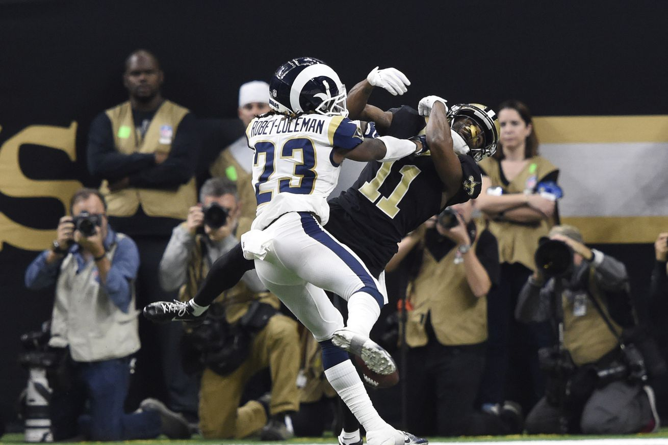 NFL changes rules, makes pass interference penalties (and non-calls) reviewable