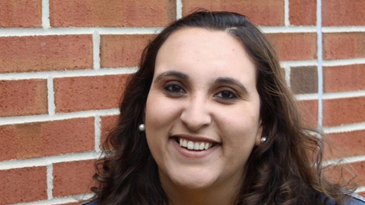 A headshot of teacher Brittany Perrault.