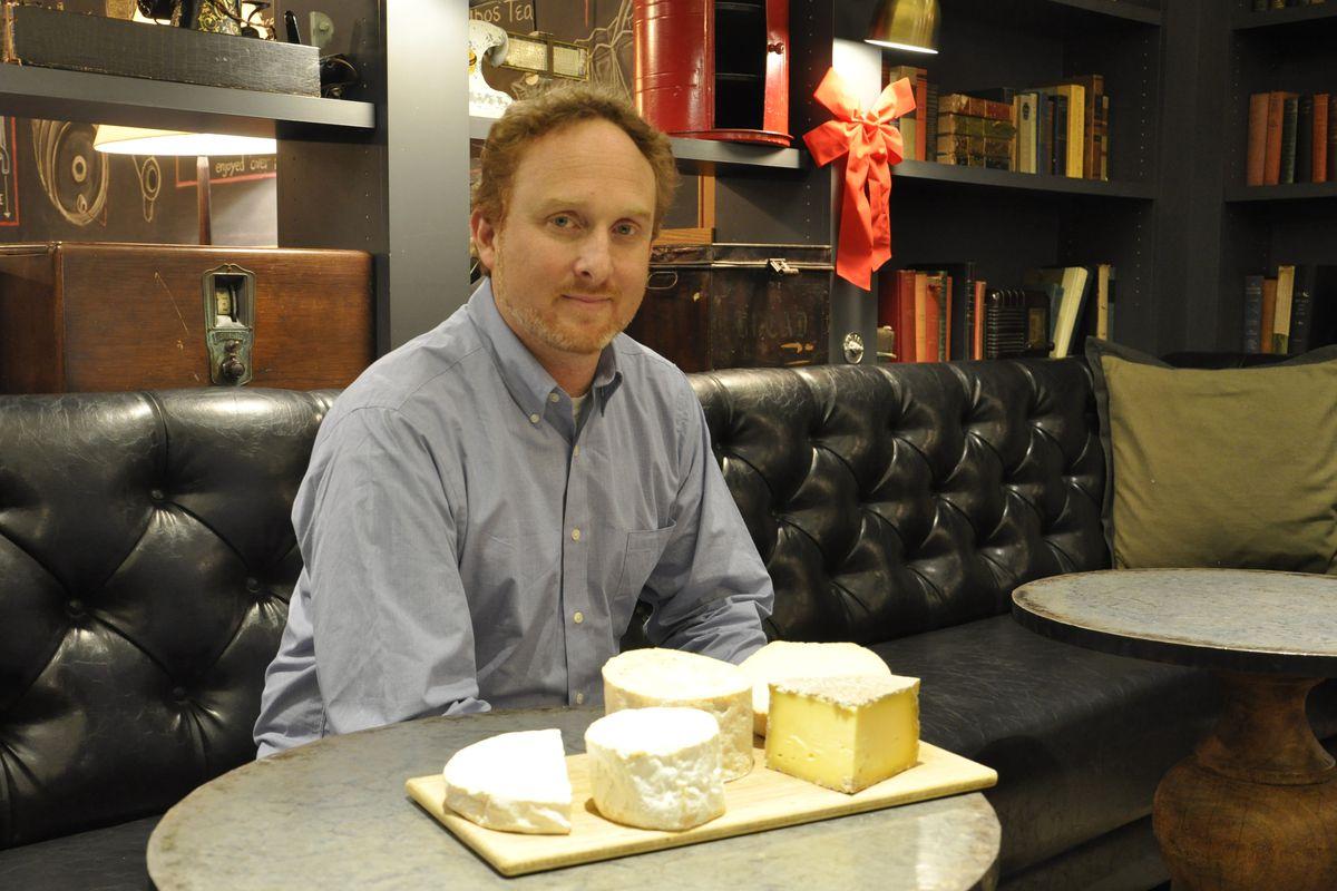 Mark Goldberg, culinary director for the Grafton Group
