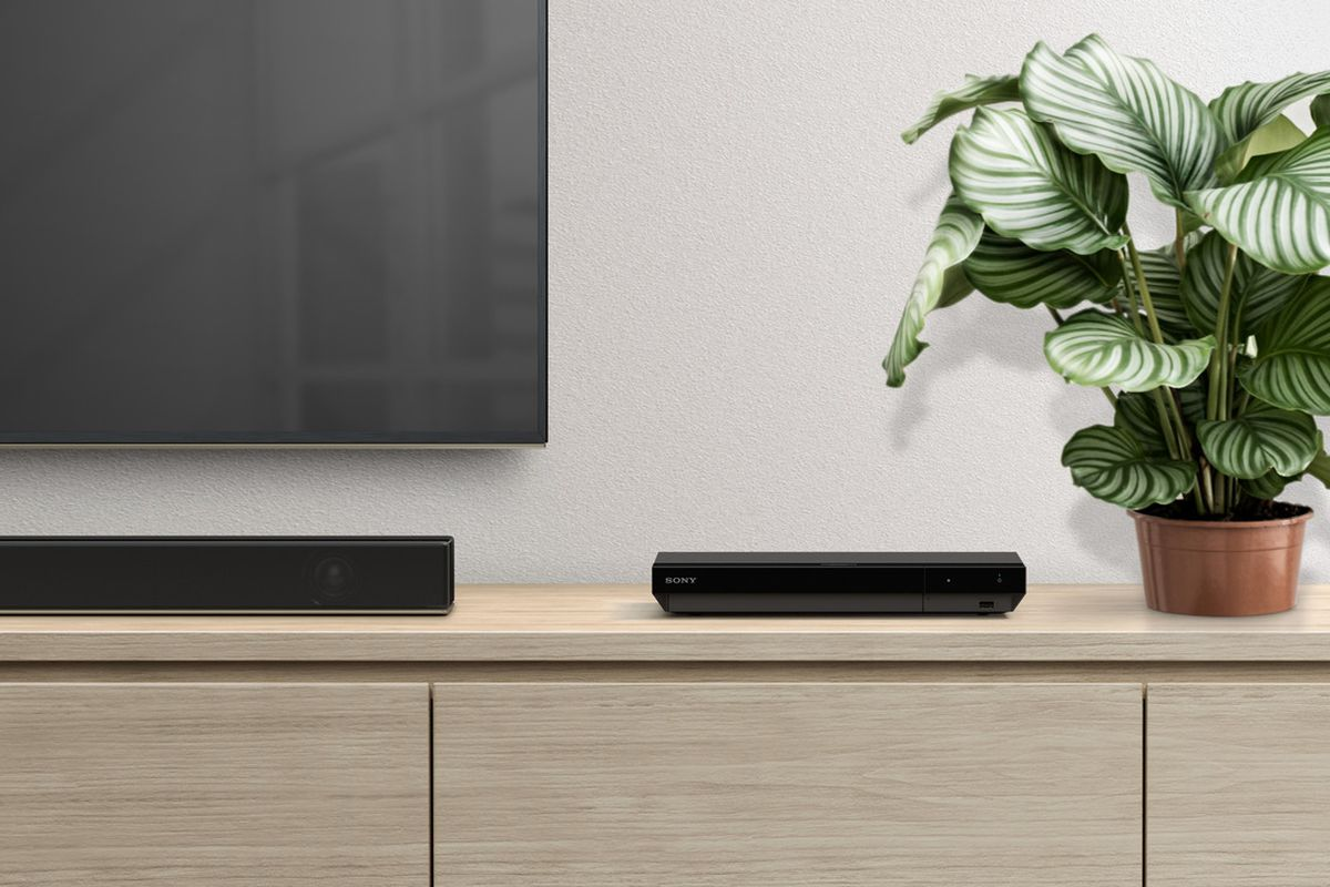 Sony launches its first Dolby Vision Blu-ray player and a