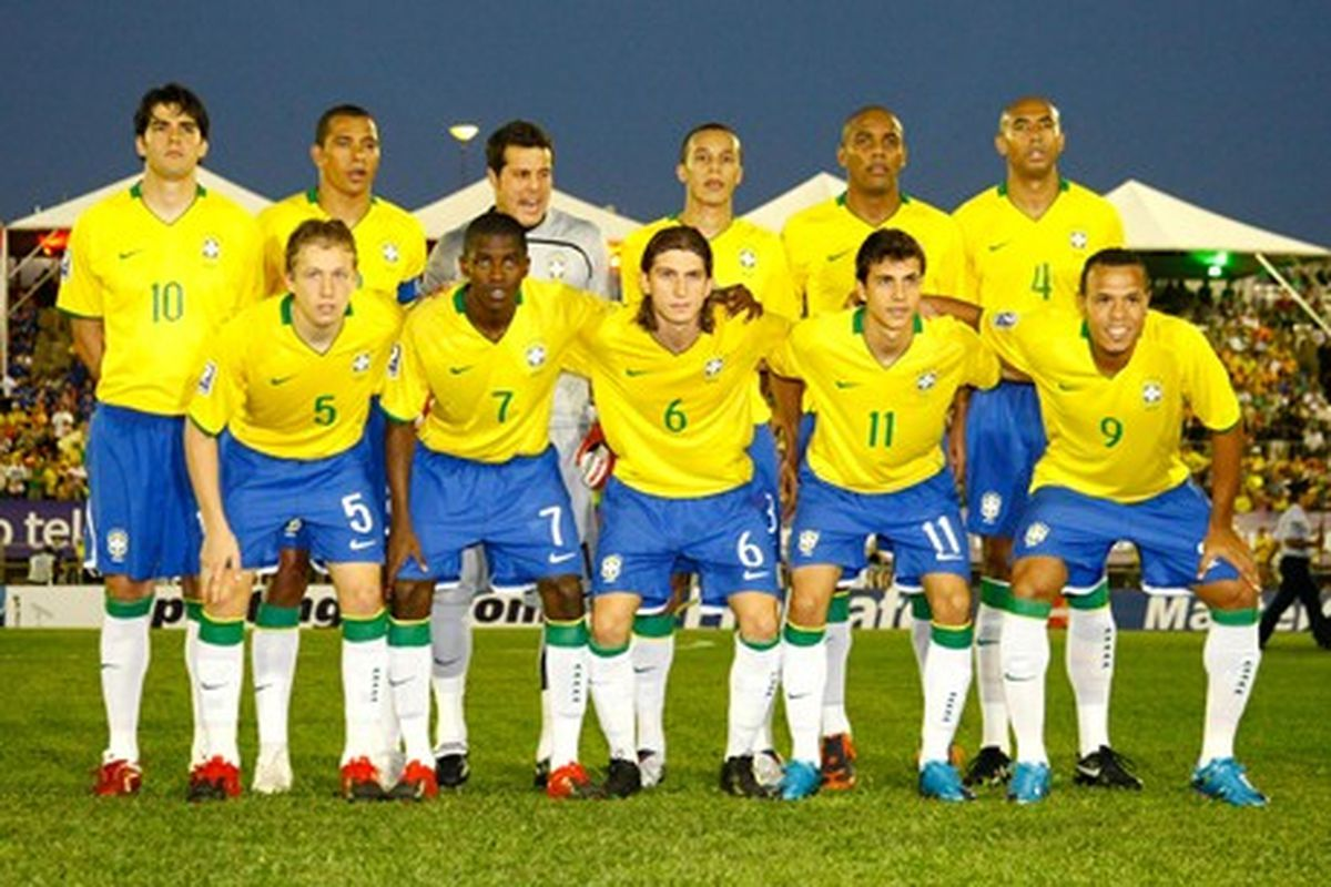 2010 World Cup Top Players : Brazil world cup preview the pragmatism of