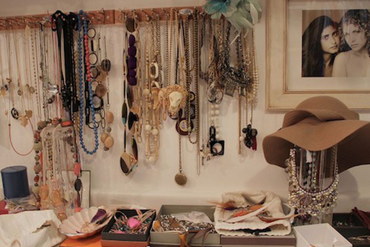 """Some of what you can expect to see in the Closet Visit film. Deborah Kaplan image courtesy of <a href=""""http://www.closetvisit.com/"""">Closet Visit</a>"""