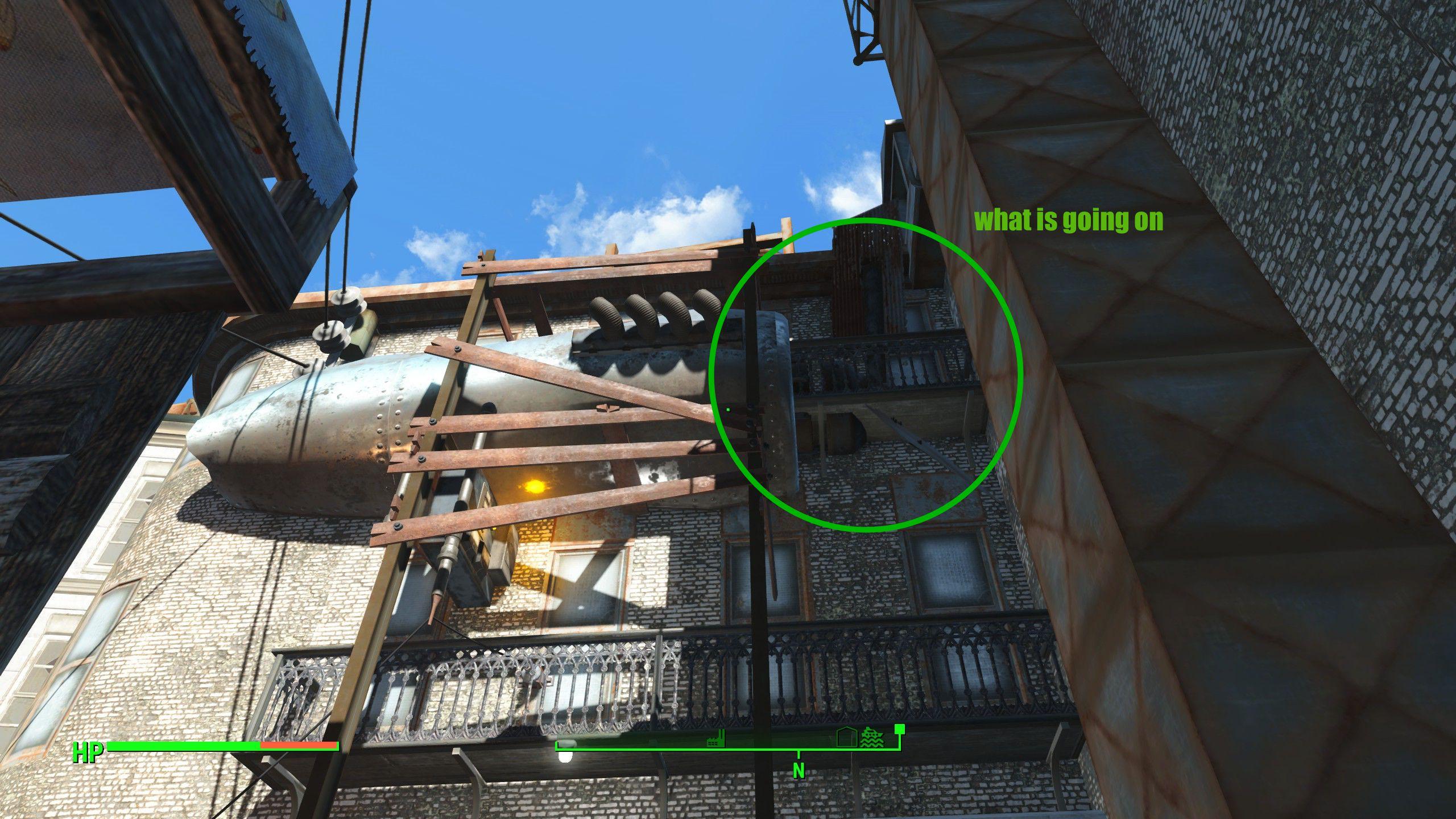 Fallout 4 Architecture