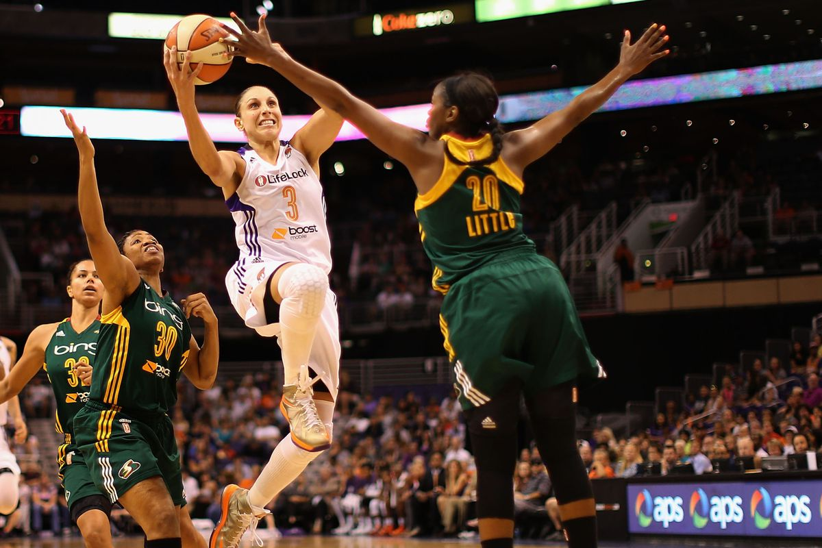 While the Phoenix Mercury have opened the season as one of the league's elite, the Seattle Storm are struggling and have an uphill battle to catch up.