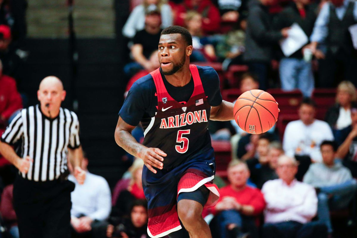 NCAA Basketball: Arizona at Stanford