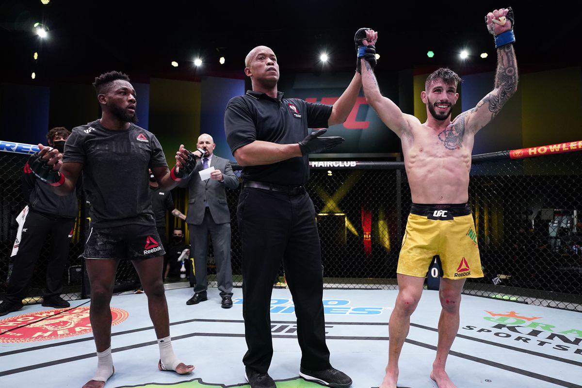 UFC Fight Night: Kape v Nicolau