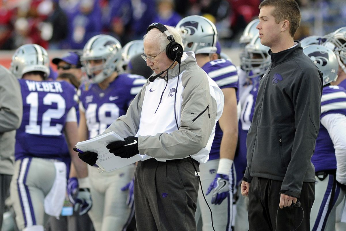 What's Bill Snyder got up his sleeve?