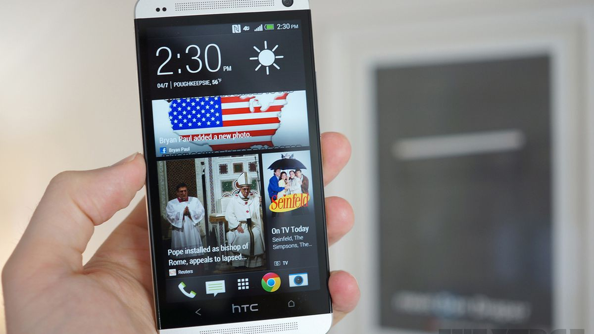 eefda0aac80 HTC One for AT&T: the best Android phone yet? - The Verge