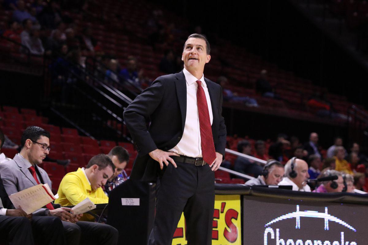 Maryland basketball Mark Turgeon