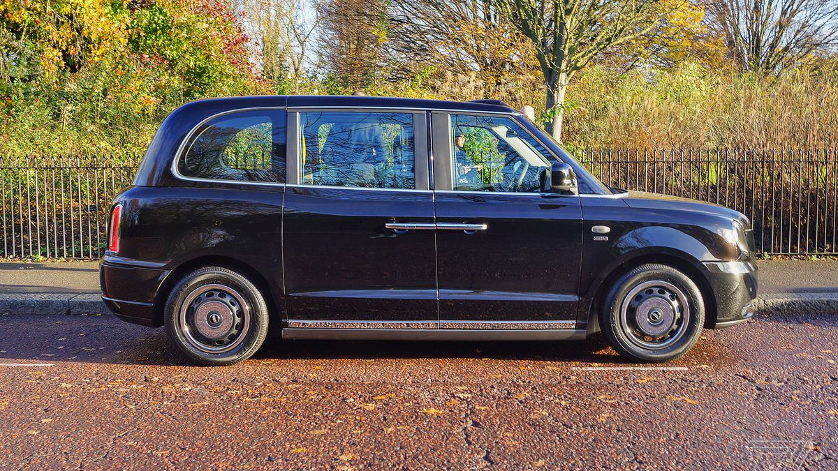Electric black cabs hit London roads today