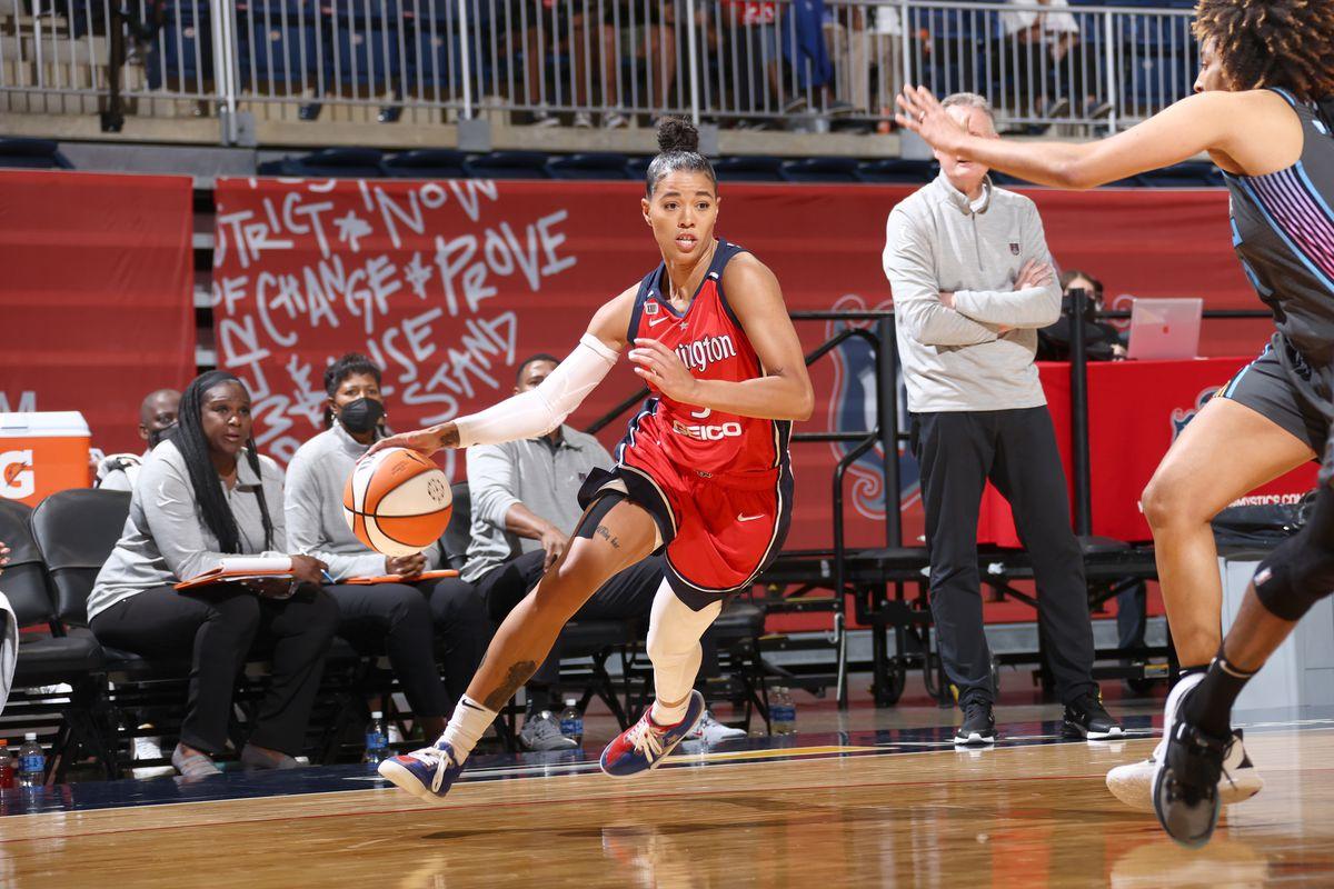 Atlanta Dream v Washington Mystics