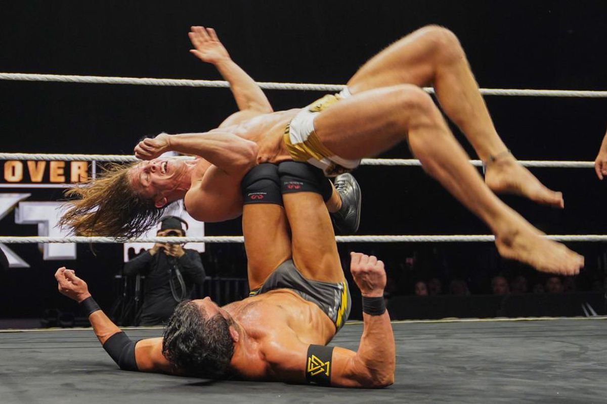WWE NXT TakeOver: XXV results - What was 'Match of the Night ...