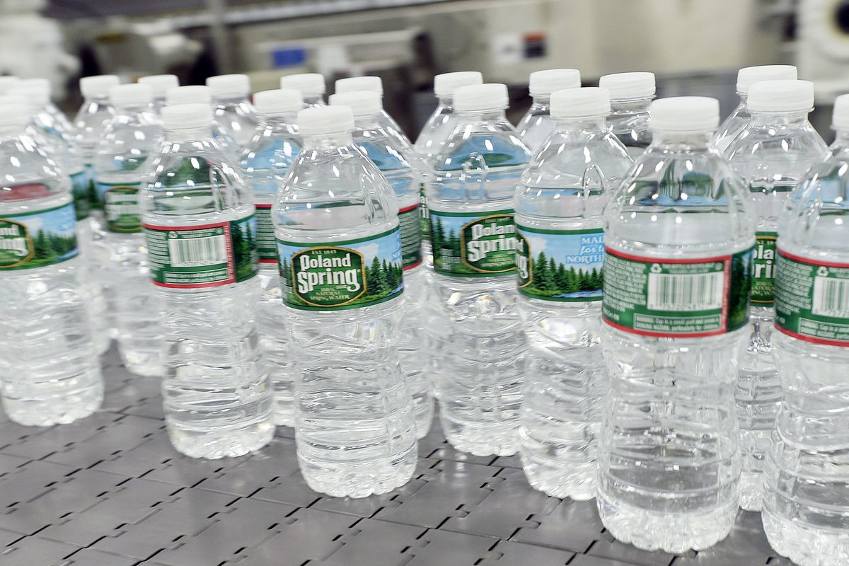 Poland Spring is facing a lawsuit over its water - Vox
