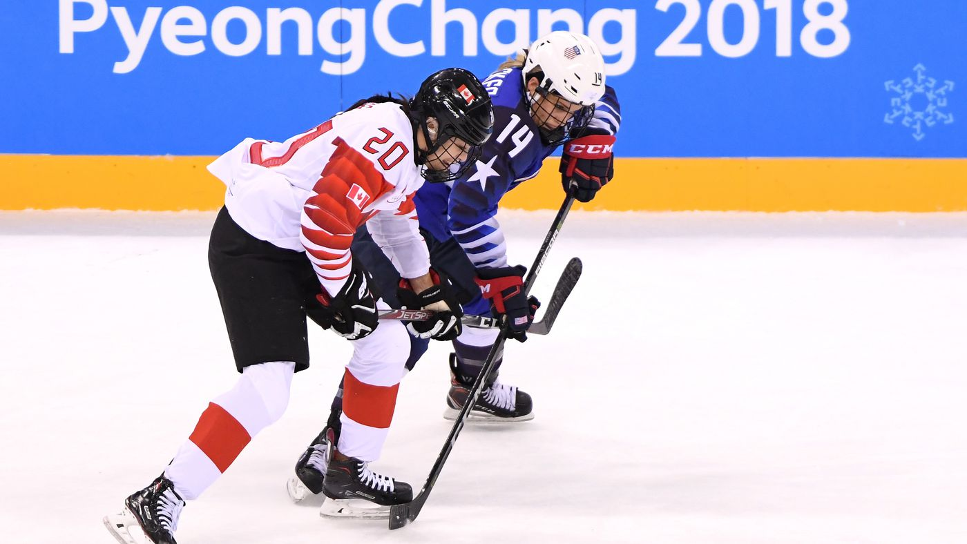 How To Watch Canada Vs Usa Women S Hockey Rivalry Series Schedule