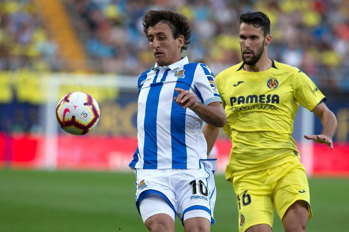 Villarreal Vs Real Sociedad La Liga Preview Villarreal USA