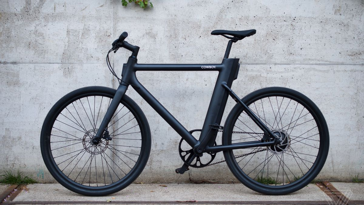 First look: Cowboy proves the e-bikes with removable batteries can