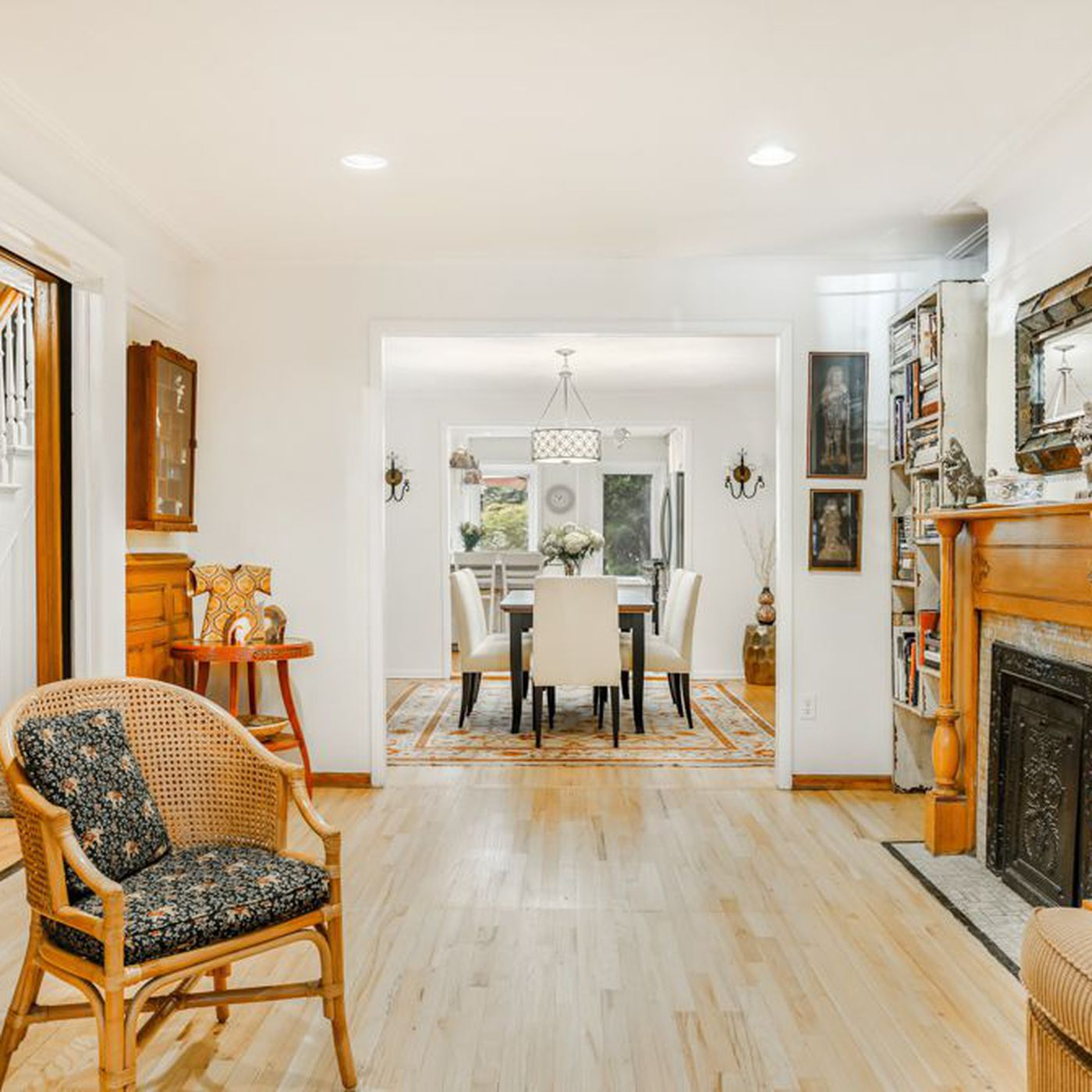 Historic park slope home with warm and inviting revamp wants 2 75m