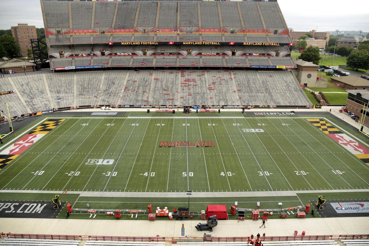 Rod Walters Report On Maryland Football Jordan Mcnair 11
