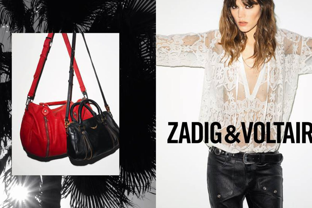 Image courtesy of Zadig & Voltaire