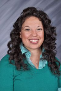 A portrait of Dr. Michelle Chambers.