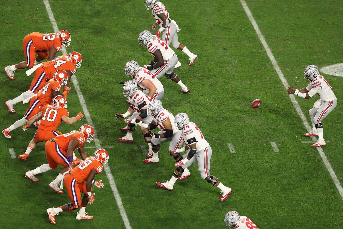 Fiesta Bowl Third Quarter Film Review: Clemson vs. Ohio ...