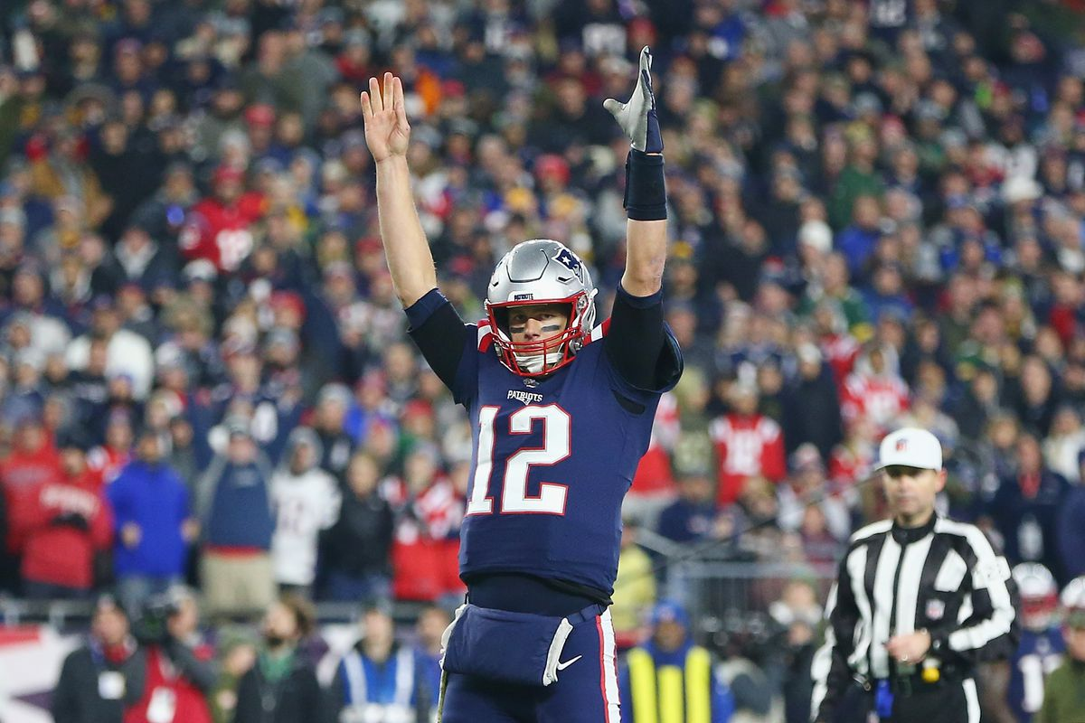 Week 9 NFL Playoff Picture  Patriots have favorable path to homefield  advantage c2f9a5f9b