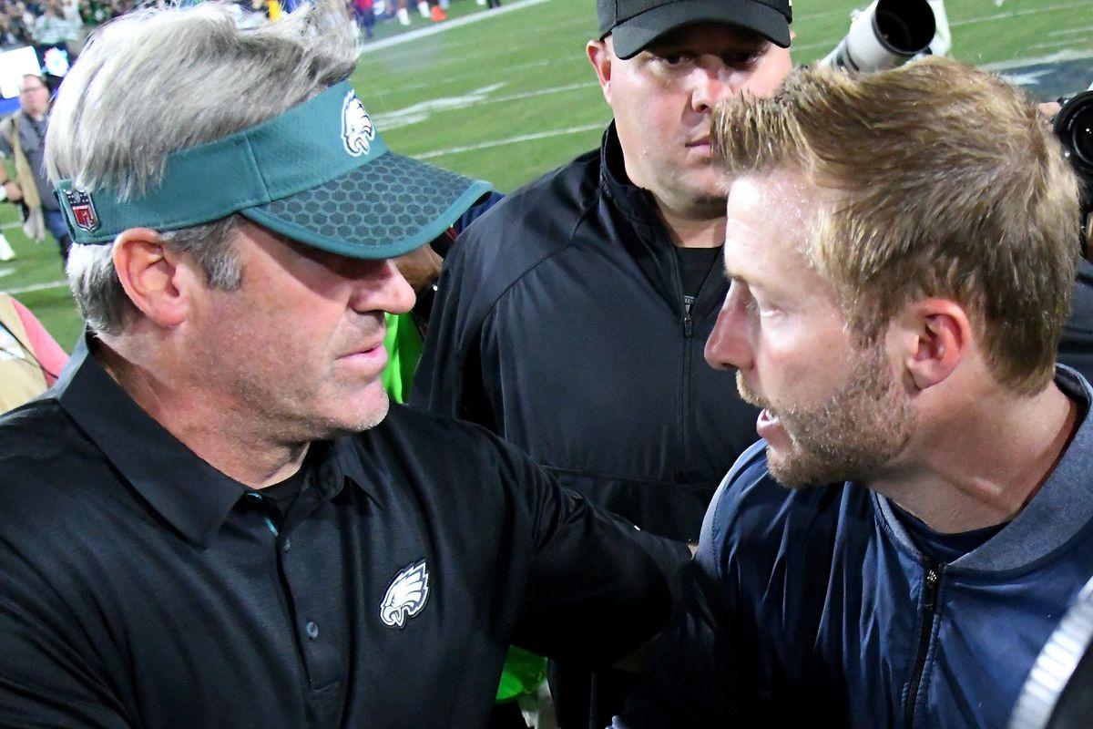 NFL head coaching rankings: Doug Pederson underrated, Sean McVay