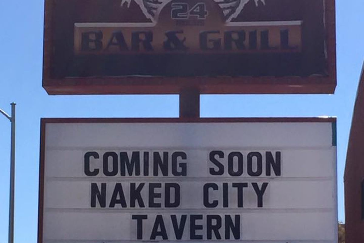 Blind Tiger is becoming Naked City Tavern