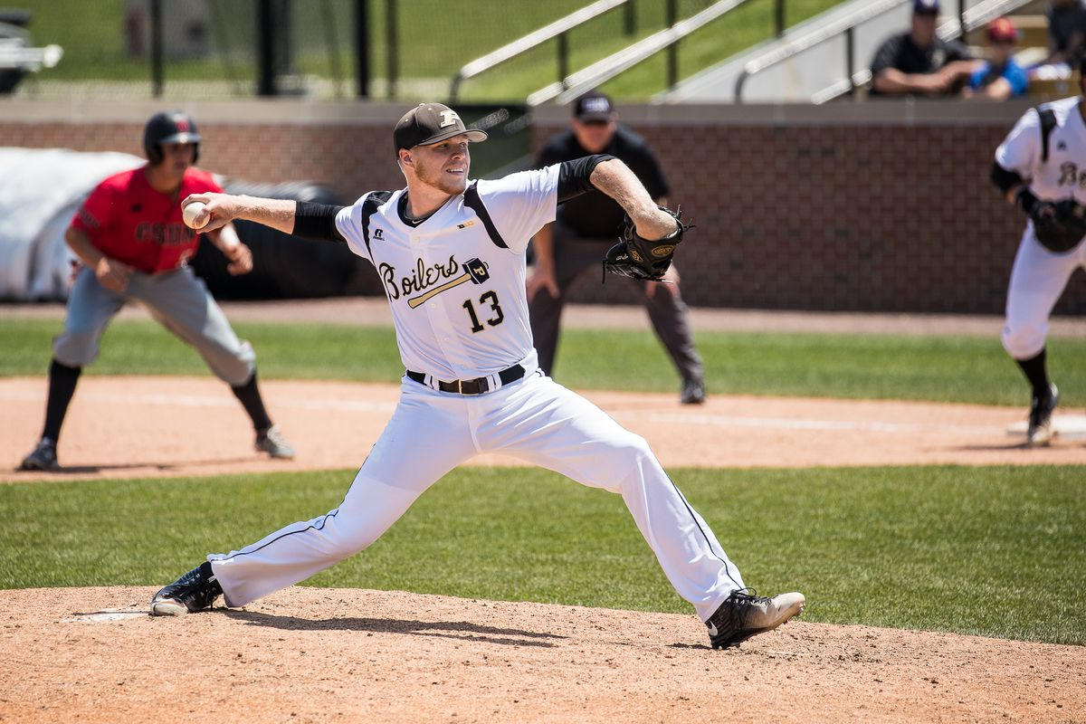 purdue baseball releases 2018 schedule - hammer and rails