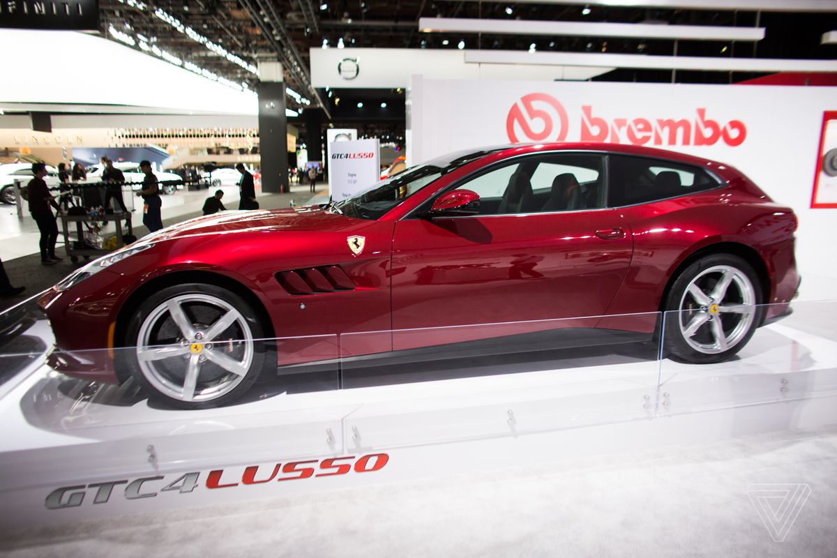 The Worst And Weirdest Cars At The Detroit Auto Show The Verge - Auto show near me