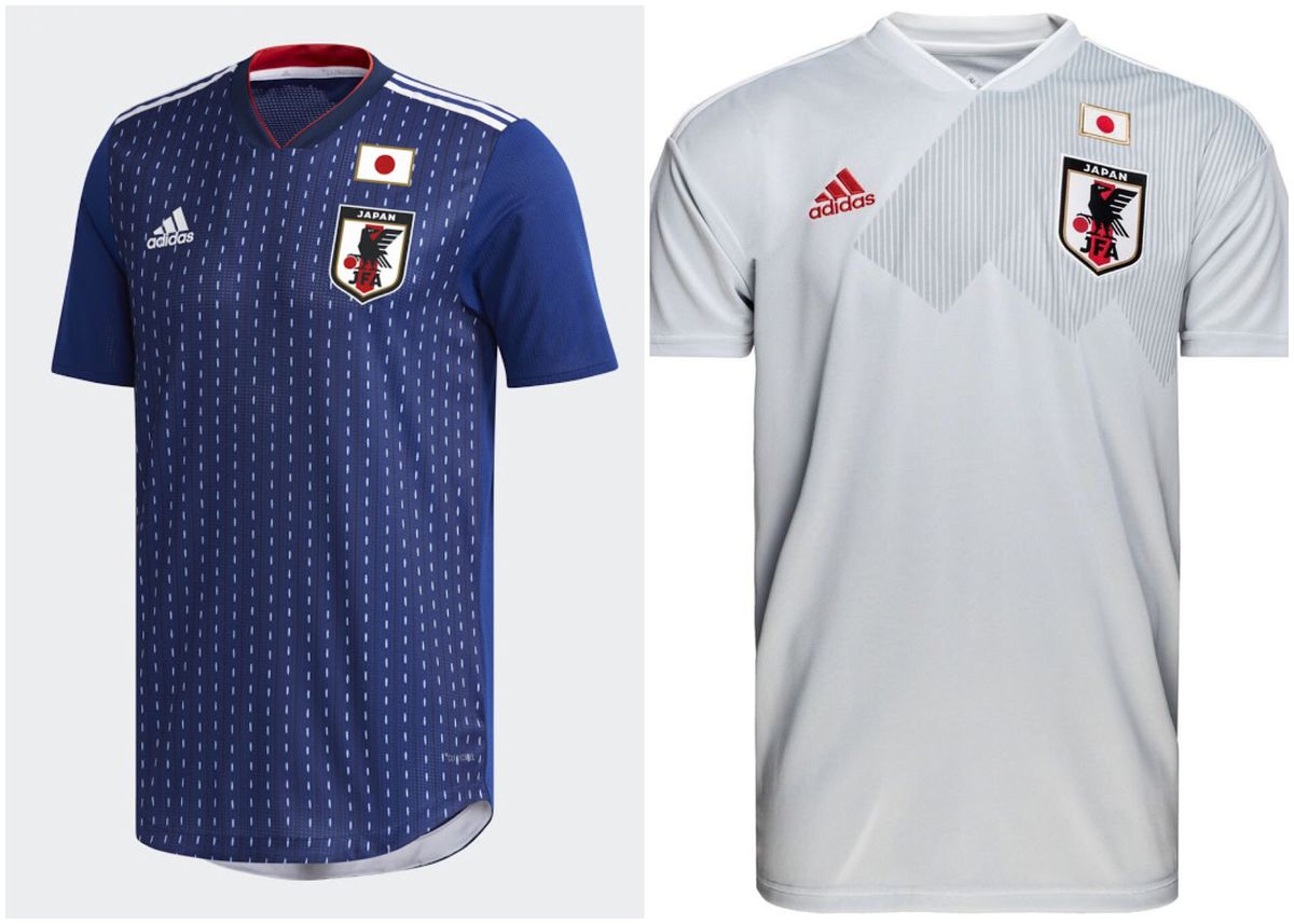 ddf40188c Ranking the World Cup jerseys - Stars and Stripes FC