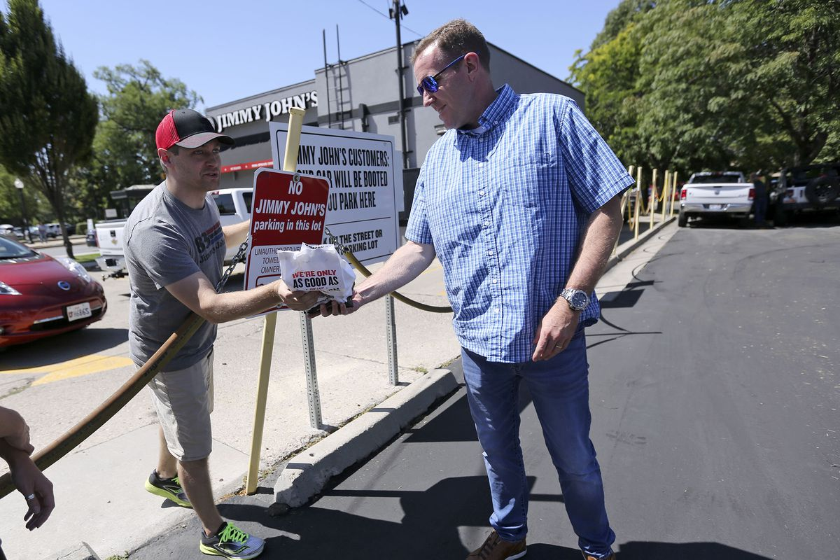 D & D Towing >> Utah Lawmakers Look To Tackle Predatory Towing Deseret News
