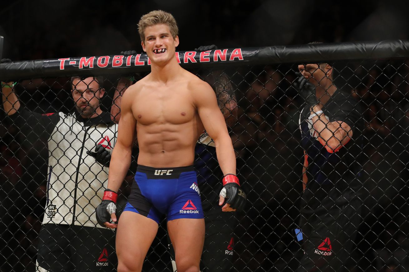 Video: Sage Northcutt gets his own 'Countdown' show ahead of UFC 214