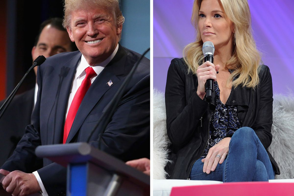 Donald Trump threatens to not show up to Thursday's debate because of moderator Megyn Kelly.