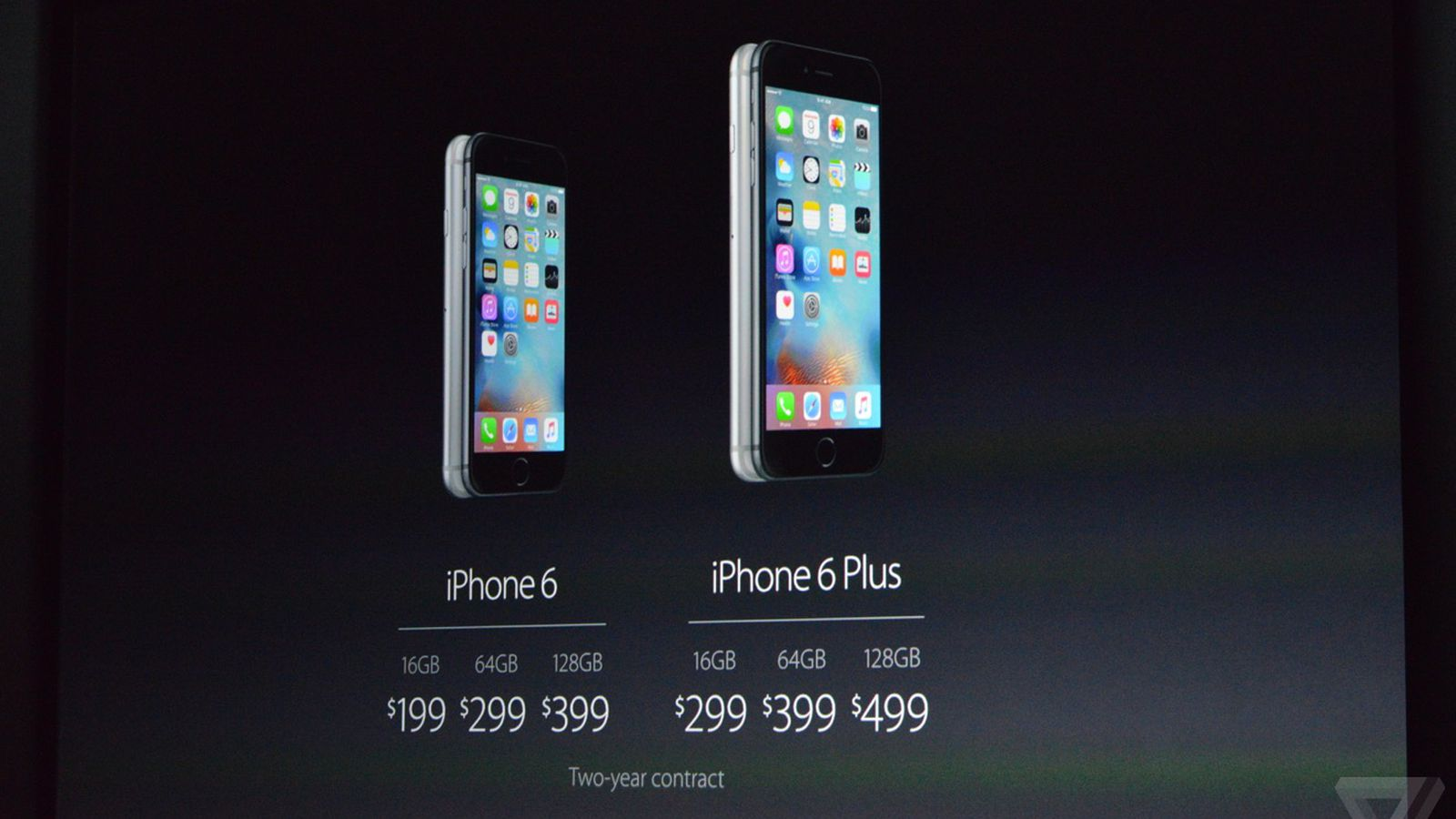 release of iphone 6s iphone 6s release date september 25th prices start at 15963