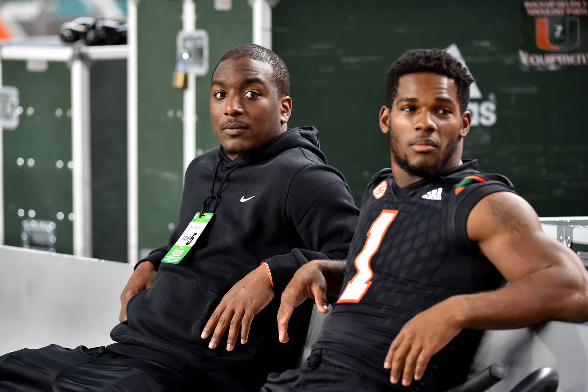 Miami Hurricanes Nfl Draft 2018 Who Should Leave And Who
