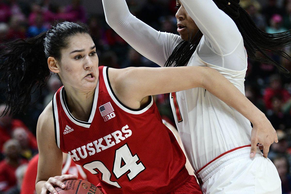 NCAA Womens Basketball: Big Ten Conference Tournament-Maryland vs Nebraska