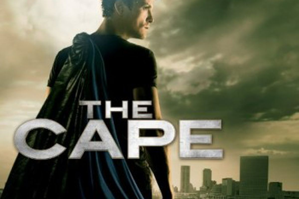 """""""The Cape,"""" which I can only assume was a show about Cape Cod League Baseball/"""