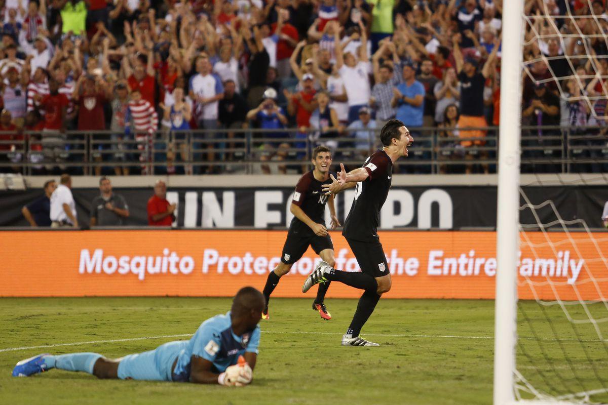 Soccer: 2018 FIFA World Cup Qualifying-Trinidad & Tobago at USA