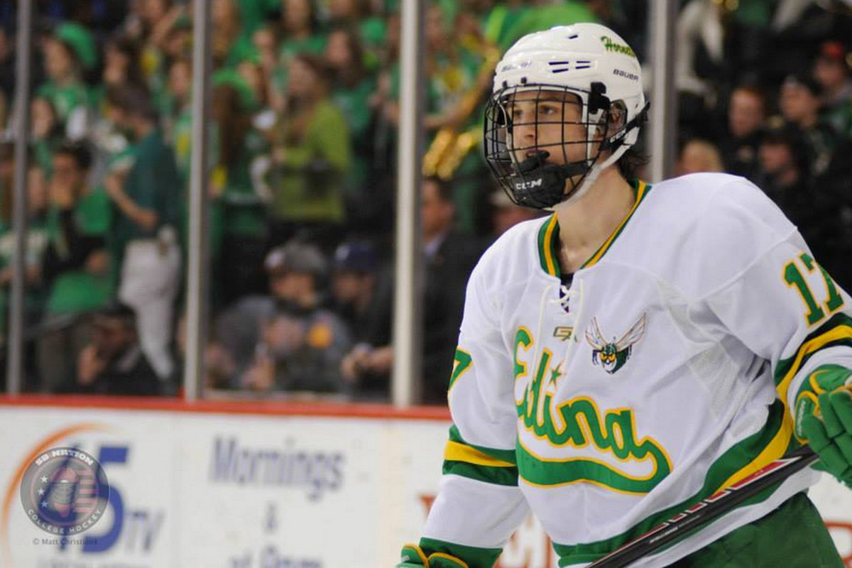 Edina forward Garrett Wait made the USA roster for the U17 Five Nations Cup.