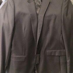 Sport coat, size 44, $209 (was $595)