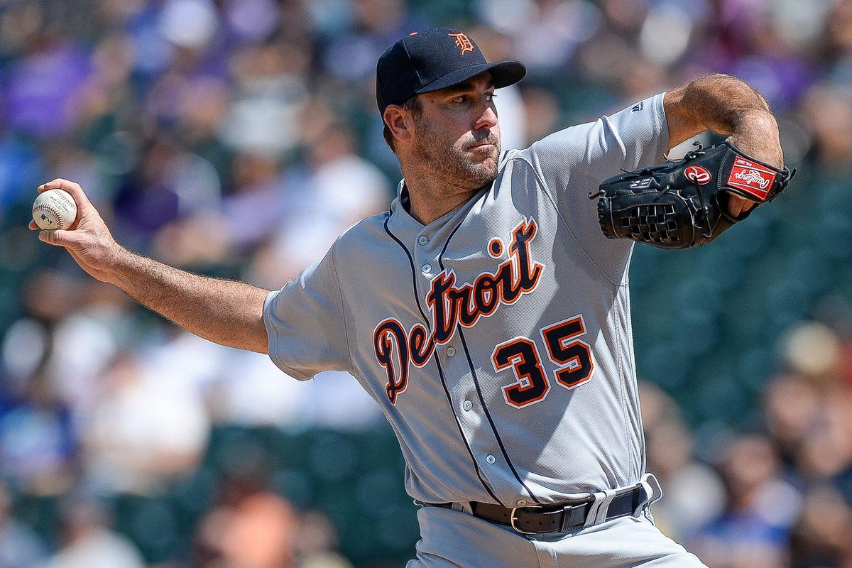 MLB trade rumors: Tigers still open to trading Justin ...