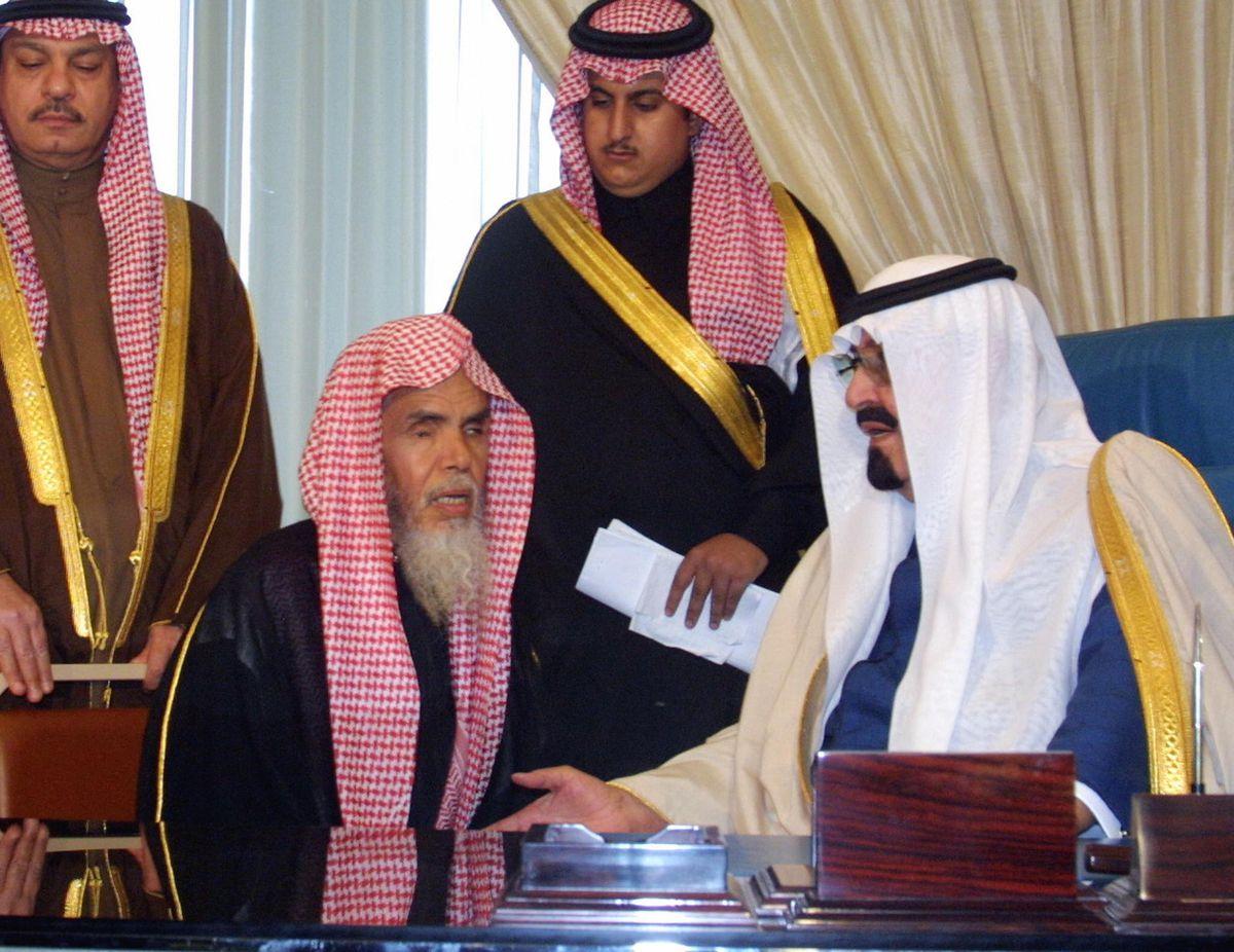 king abdullah morality police