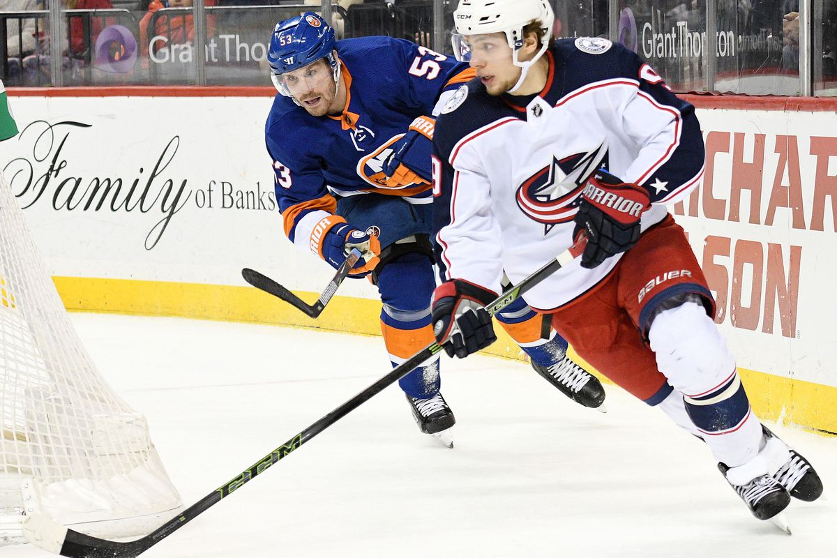 Game Preview: Columbus Blue Jackets at New York Islanders - The Cannon