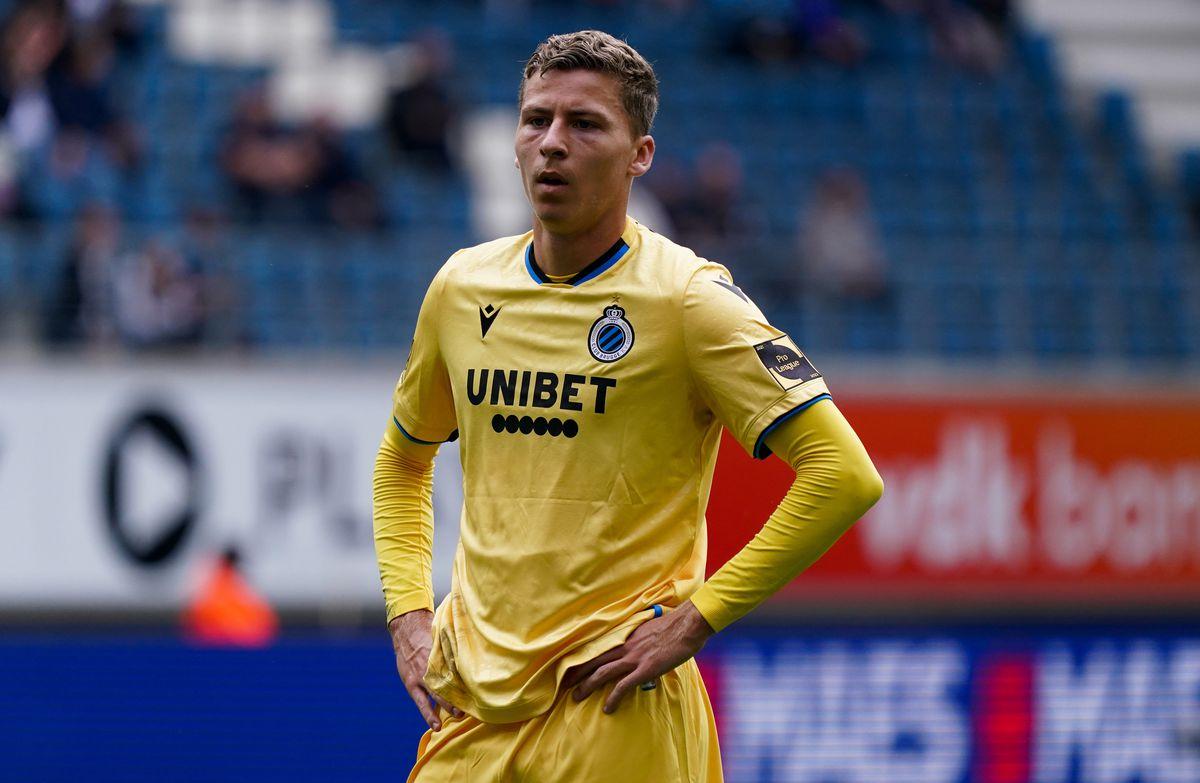 KAA Gent v Club Brugge - Jupiler Pro League