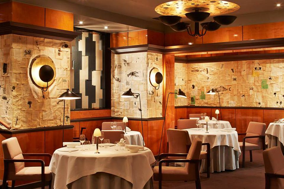 Pierre Gagnaire S Eponymous Restaurant In Paris Gained Its Third Star 1998 Just Two Years After Opening On Rue Balzac This French Chef Has Gone To