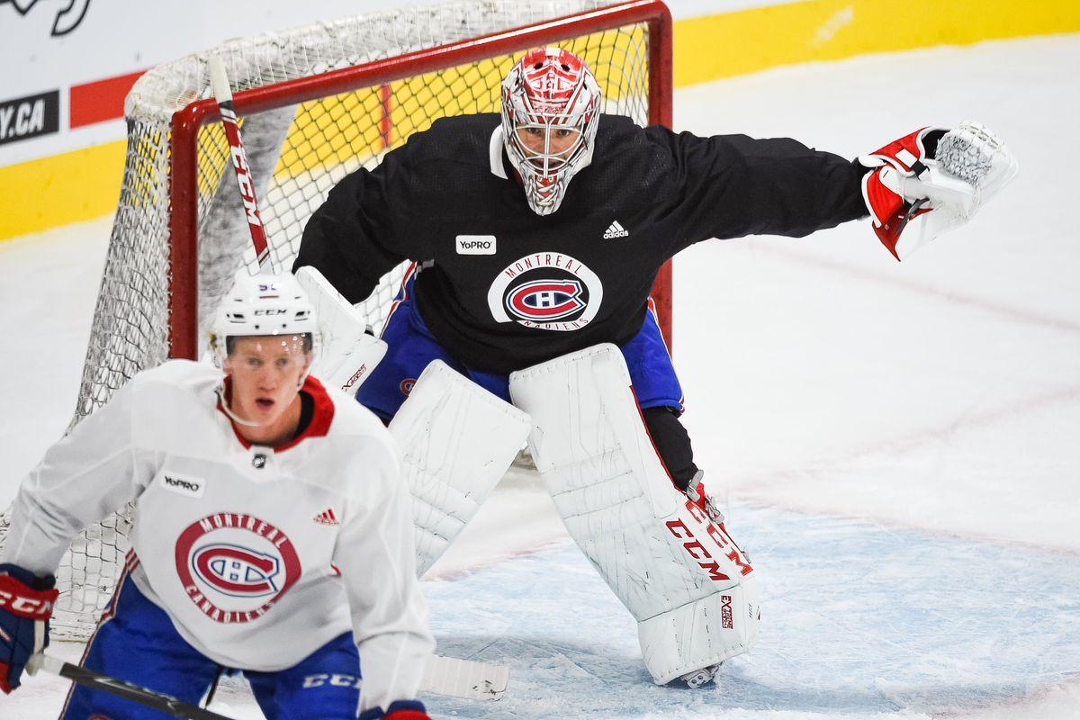 NHL: JUL 22 Canadiens Training Camp